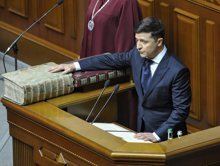 Достаточное для свержения Зеленского число бунтовщиков определили на Украине