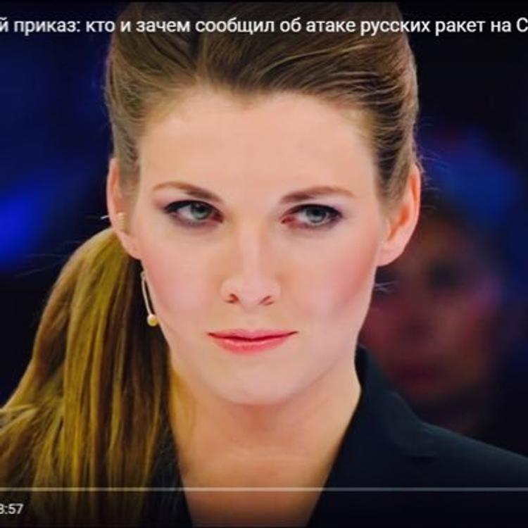 Телеведущая Ольга Скабеева пригласила в Россию Владимира Зеленского