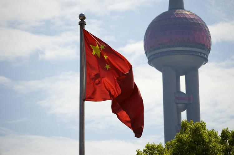 В Китае создали НЛО?