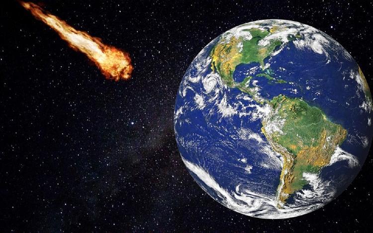 Специалисты рассказали, что огромный астероид может уничтожить Землю через 65 лет