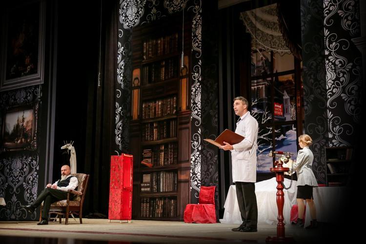 В Челябинске состоится спектакль «Собачье Сердце»