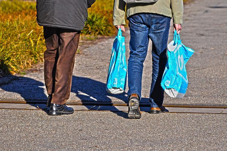 В Роспотребнадзоре предупредили о запрете пластиковых пакетов