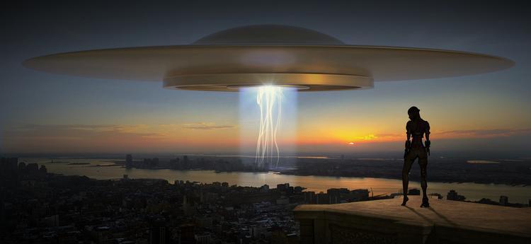 """Миллион за """"зеленых человечков"""". Космический визионер обещает миллион за доказательство существования НЛО"""