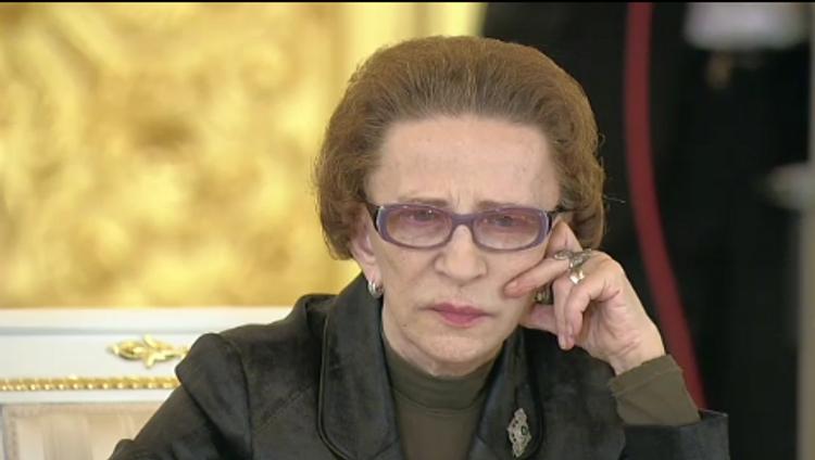 Бывшая судья КC Тамара Морщакова подтвердила информацию о своем уходе из СПЧ