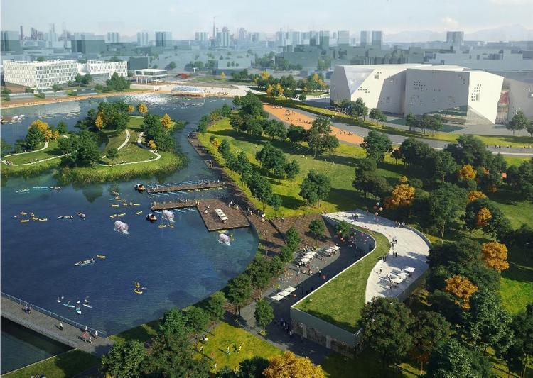 В Магнитогорске создадут многофункциональный парк