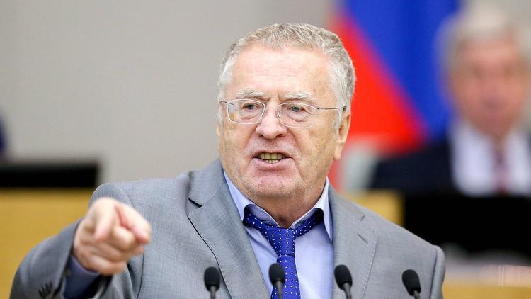 """Жириновский назвал главную причину домашнего насилия: """"он все время на войне, в тюрьме или в поисках работы"""""""