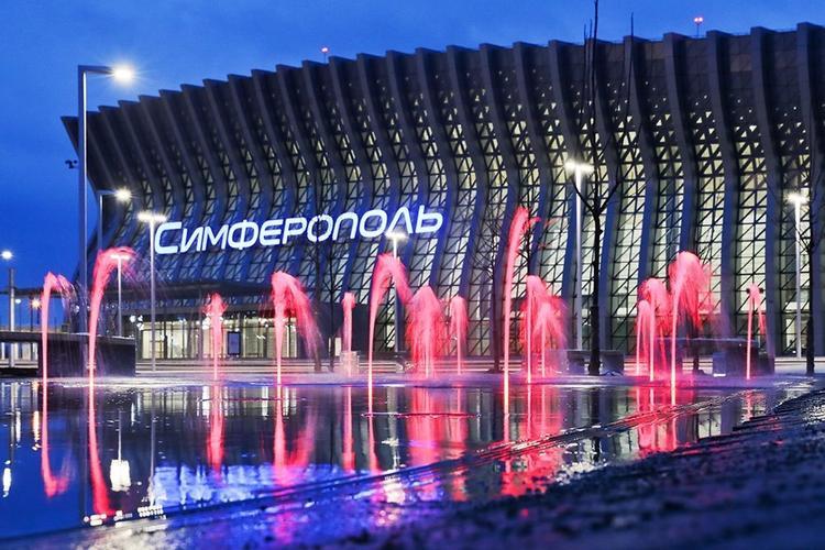 Не всякий бор годится для забора: вокруг аэропорта Симферополя построят ограду  за 900 млн руб.