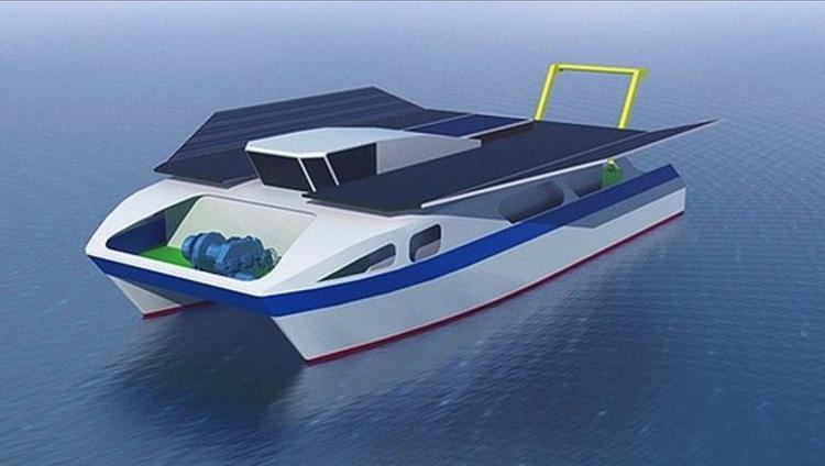 В 2020 году в Севастополе  планируют спустить на воду первое  безэкипажное   судно «Пионер-М»