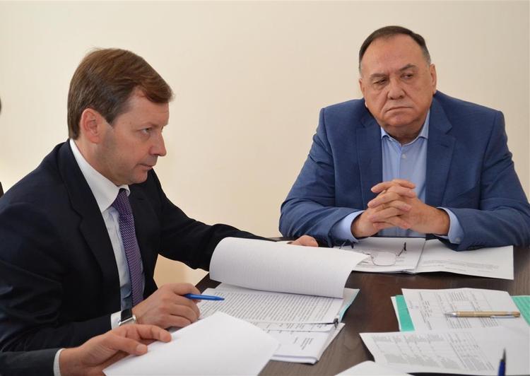 Депутаты ЗСК обсудили изменения в госпрограмму развития сельского хозяйства