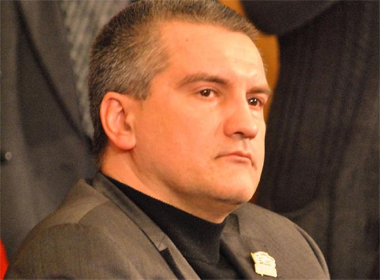 Аксенов заявил о готовности к переговорам с Киевом по Крыму