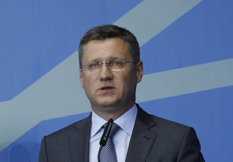 Новак: Украина готова возобновить поставки газа из РФ