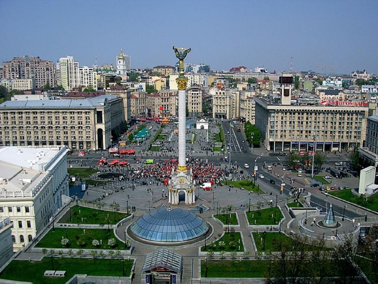 Драка произошла из-за переименования проспекта Бандеры в киевском суде