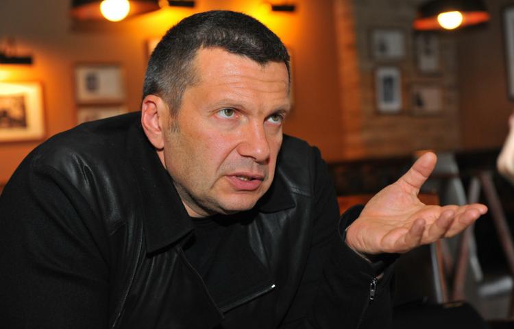 Соловьев рассказал о драке в студии