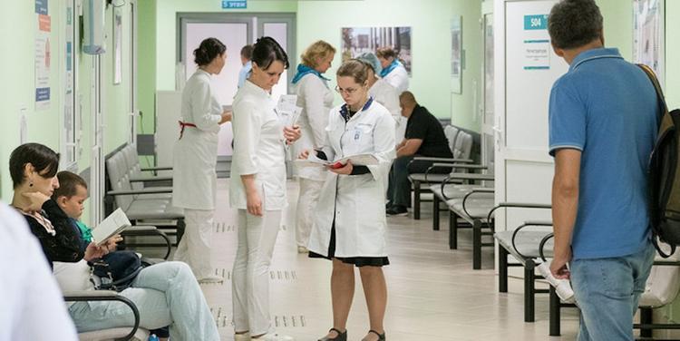 Число врачей в Москве за год увеличилось почти на 2 тысячи