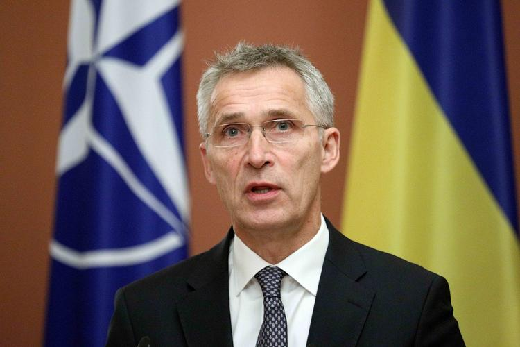 Генсек НАТО забыл о Зеленском на заседании в Киеве