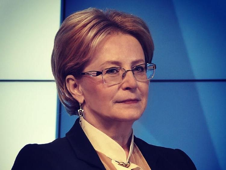Вероника Скворцова заявила о рекордном уровне продолжительности жизни