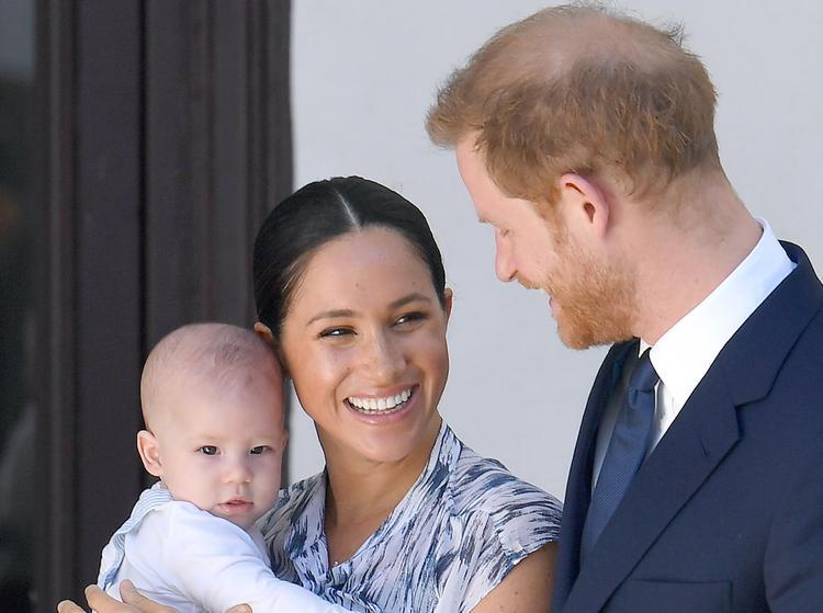 Принц Гарри и герцогиня Меган придумали прозвище сыну на Хэллоуин