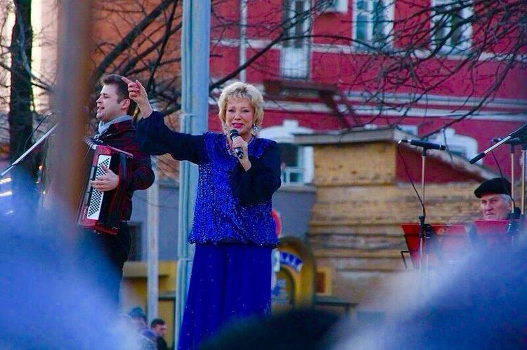Певица Екатерина Шаврина рассказала подробности ограбления её квартиры в Москве