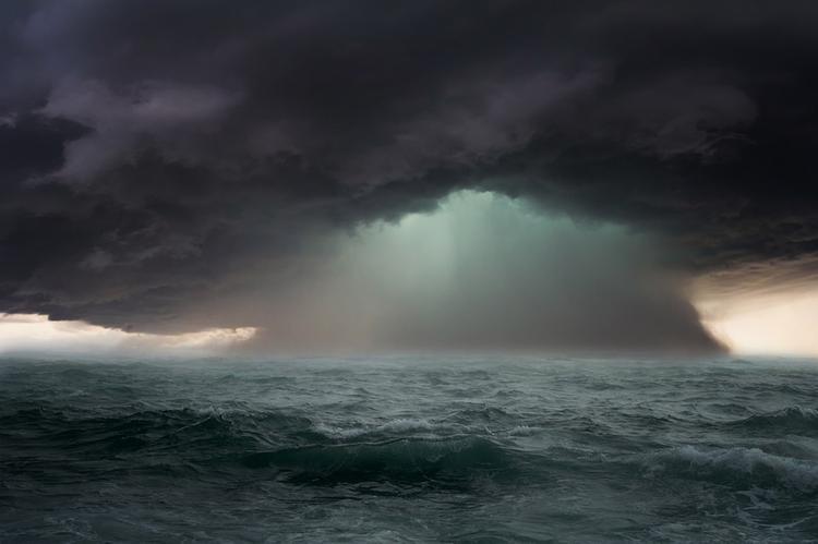 На Францию скоро обрушится шторм