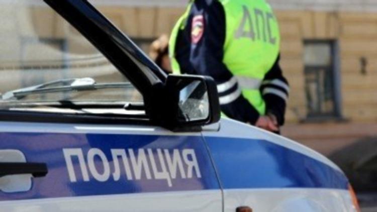 Автомобиль московской мэрии  сбил пешехода прямо на парковке ведомства
