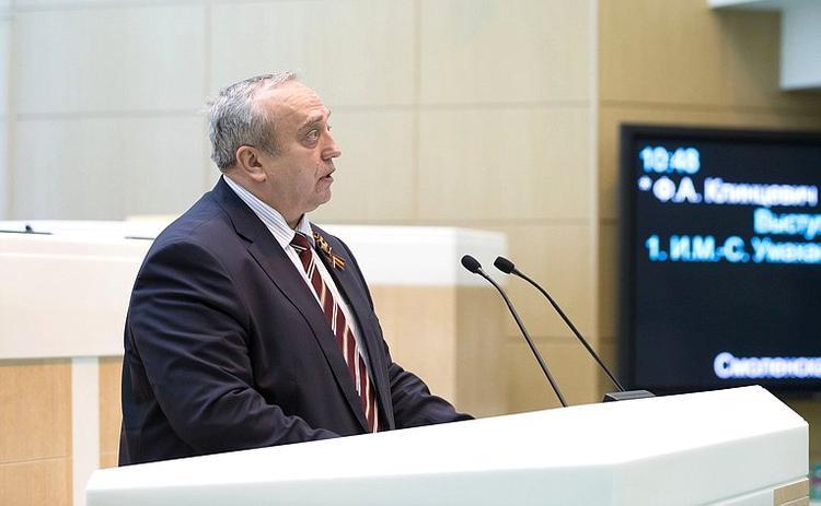"""Клинцевич назвал заявление   украинского эксперта об ударе по российским АЭС """"смесью паранойи и ностальгии"""""""
