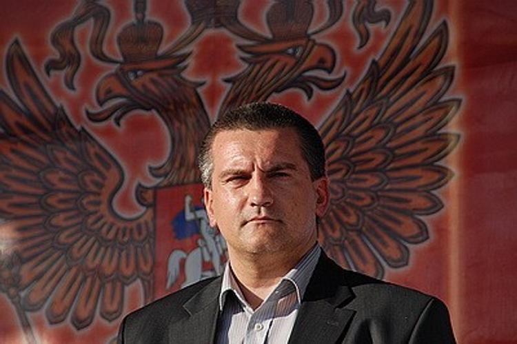 По доносу Украины фейсбук «репрессировал» Аксенова