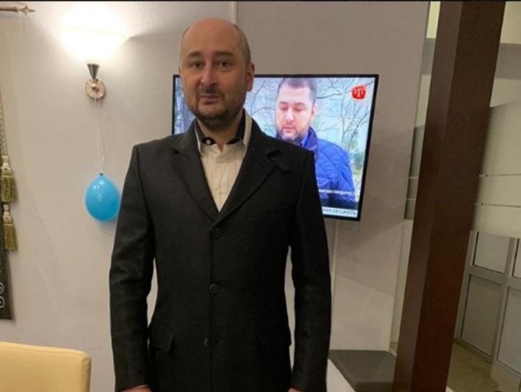 Журналист Бабченко назвал причину, почему решил покинуть Украину