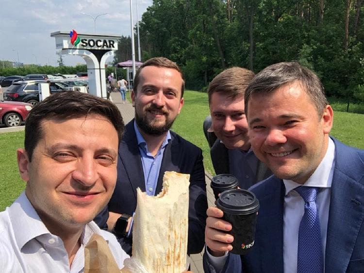 У Зеленского опровергли сообщения о драке Богдана с главой СБУ