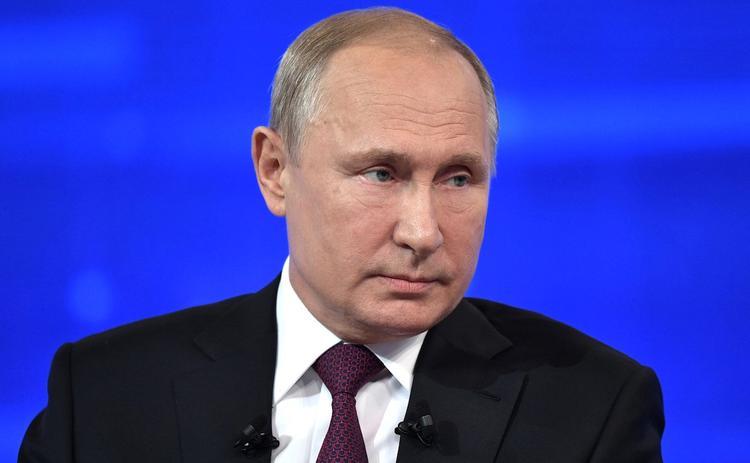 """В Кремле рассказали, когда планируется """"Прямая линия"""" Путина"""