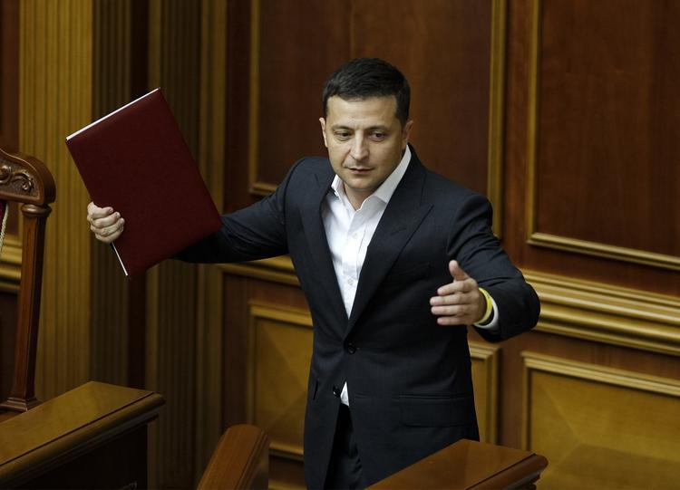 Экс-депутат Рады назвал имя пытающегося свергнуть Зеленского украинского политика