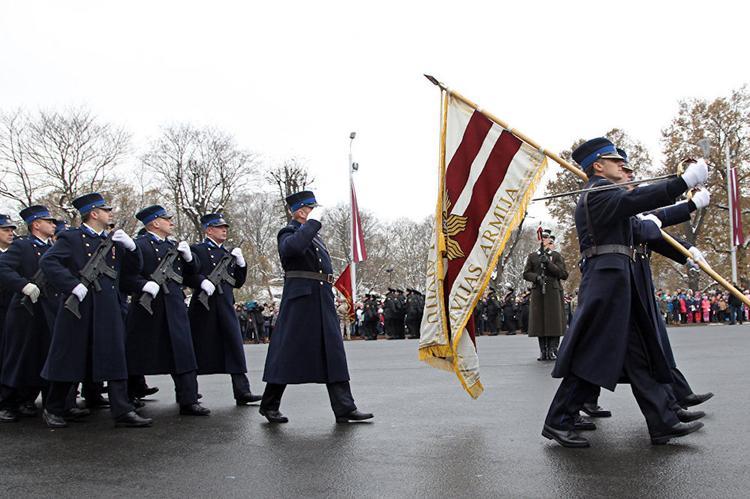 Латвия устроит народный ход по «кровавому пути захватчиков»
