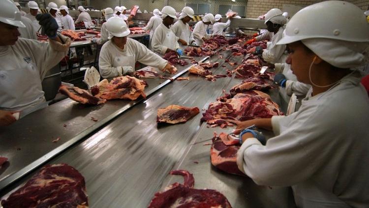 Россия может остаться без бразильского мяса