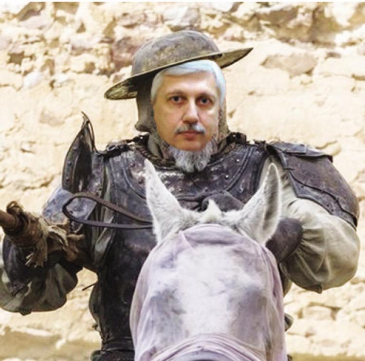 Идальго Таранцов против коллективного ТаранцЕва