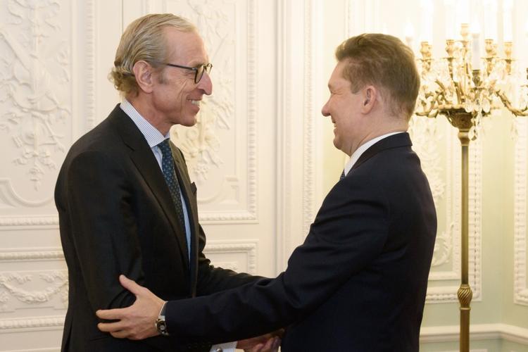 "Глава ""Газпрома"" Миллер огласил  условия для нового транзитного контракта с Украиной"