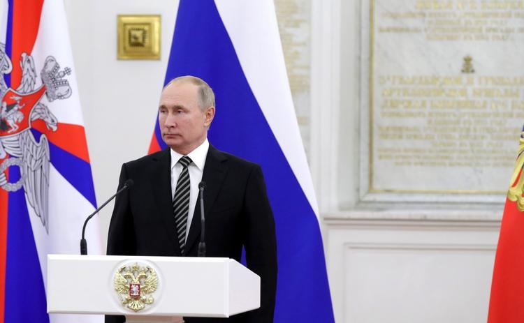 Путин назвал уникальную задачу российского оружия