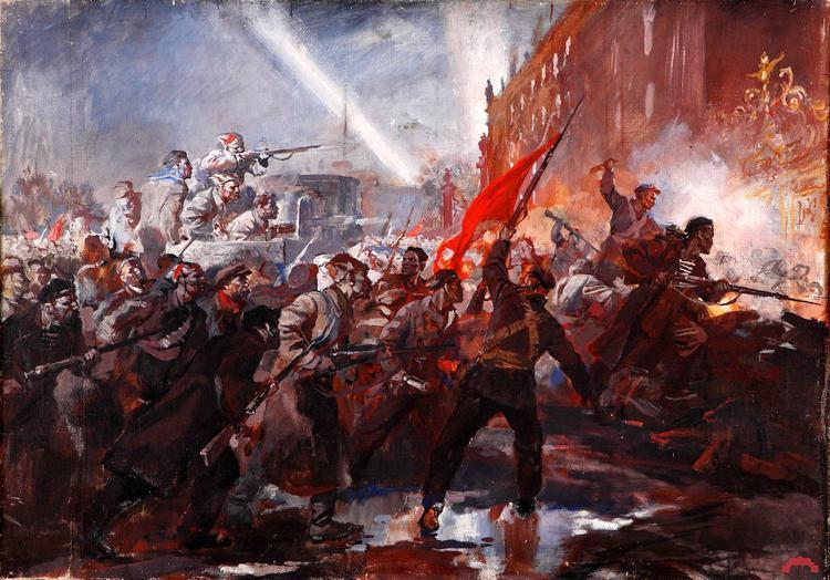 7 ноября. День великой революции или военного переворота?