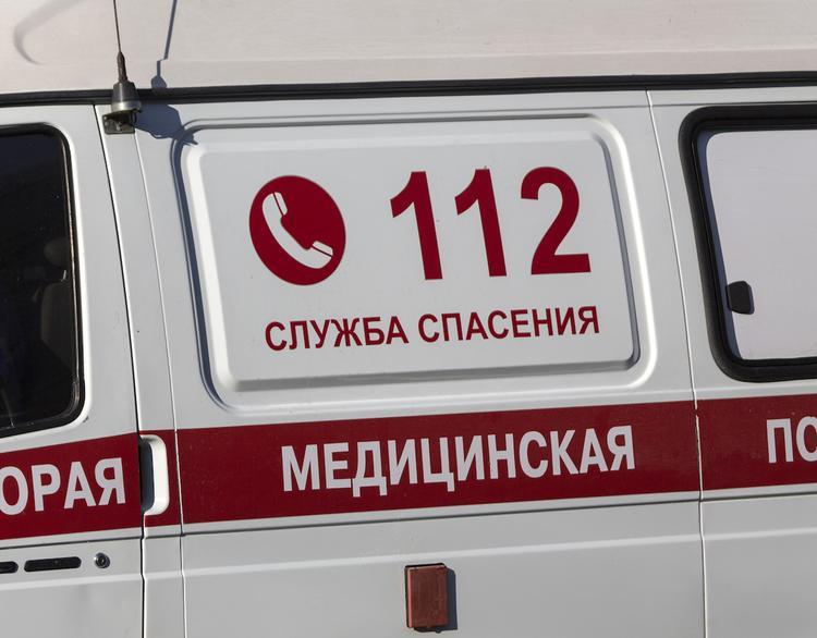На западе Москвы машина сбила ребенка