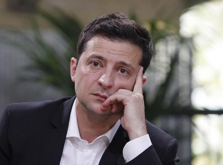 Назван предполагаемый сменщик Зеленского в случае свержения президента Украины