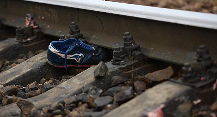 На железнодорожной станции  в Крыму юноша оступился и угодил под поезд