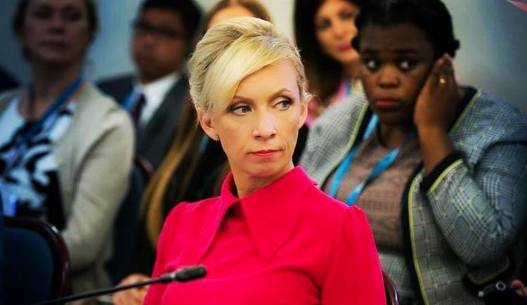 Захарова поддержала критику Макрона в сторону НАТО