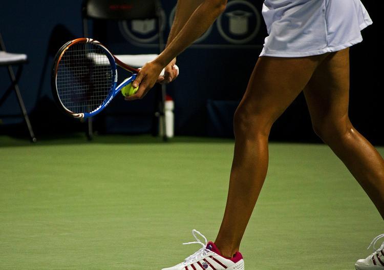 Теннисистки подрались из-за крепкого  рукопожатия