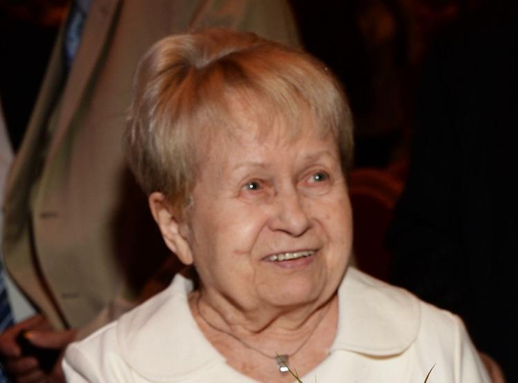 Александра Пахмутова празднует 90-летие