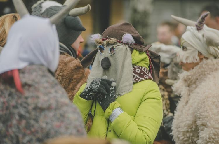 Латвия отметила День Мартиньша