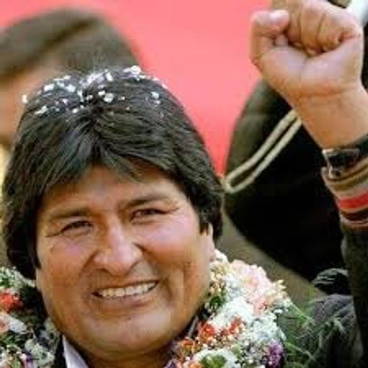 Президент Боливии Эво Моралес объявил об отставке