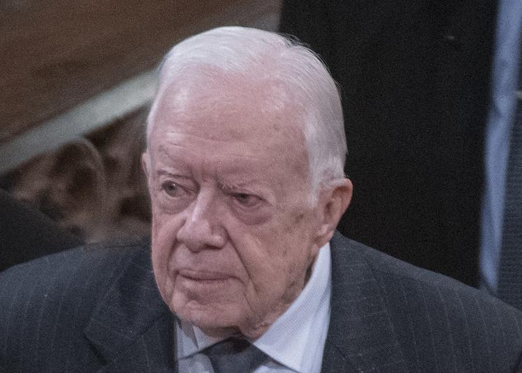 Госпитализирован бывший президент США Джимми Картер