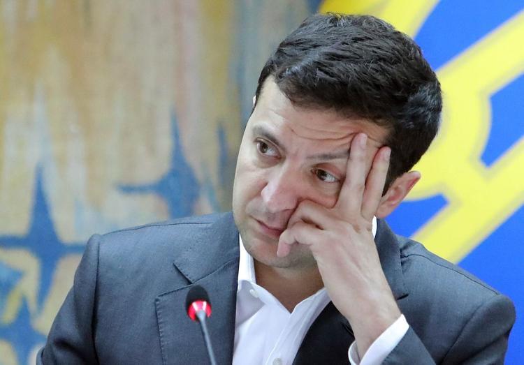 Оглашен прогноз о начале полномасштабной войны на Украине после ухода Зеленского