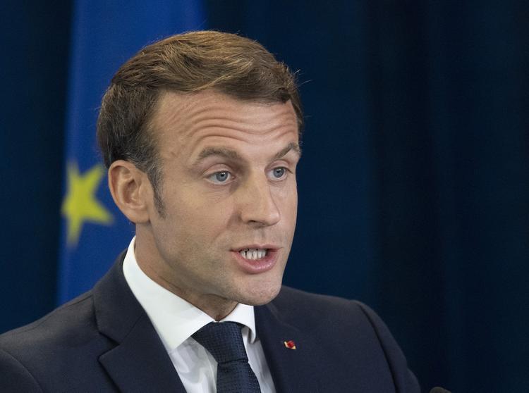 "В Минобороны Франции объяснили заявление Макрона о ""смерти мозга"" НАТО"