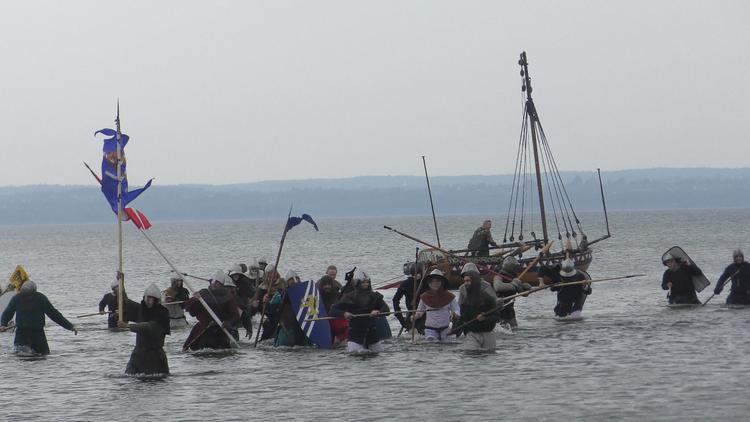 На берегу Плещеева озера в 4-й раз состоялся Исторический фестиваль русской культуры и искусства «Александрова гора»