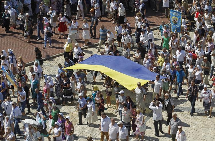Возможный «древнерусский» сценарий распада Украины на части раскрыл аналитик