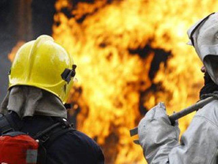 Пожар на площади трех вокзалов в Москве ликвидирован